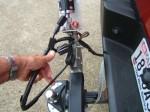 use of chokes at antenna